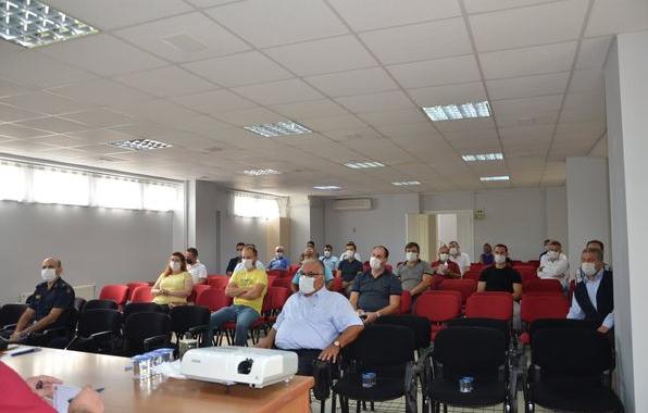 Covid-19 Bilgilendirme Toplantısı